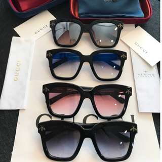 Gucci 🔥Clearance🔥 Boutique Sunglasses Polarized Shade Lens Full UV Protection OL Shade Driver Essential Holiday Business Trip Gift