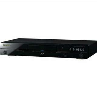 Pioneer blu ray disc player bdp 430