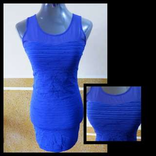 F21 Bandage Dress