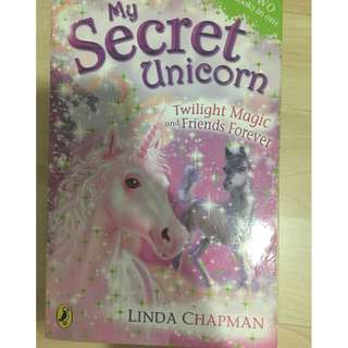 My Secret Unicorn - Twilight Magic and Friends Forever (2 in 1)