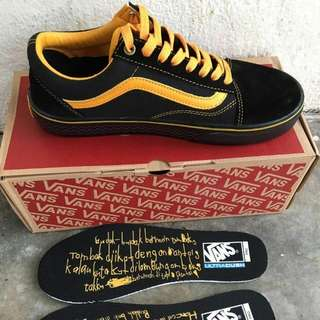 Vans Old Skool Padin COPY ORI