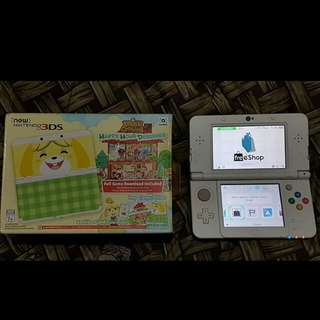 New 3ds regular special adition downlodble