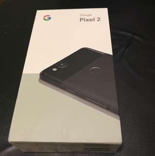 """全新未拆 Google Pixel 2 128Gb 5""""黑色"""