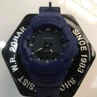 G-shock 100 Watches Unisex