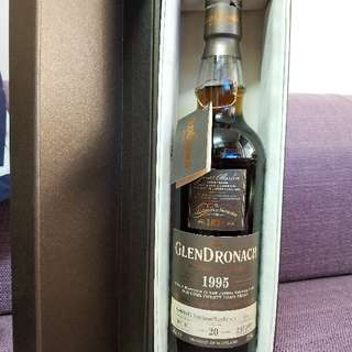 GlenDronach 20 Year Old 1995  - (70cl, 52%)