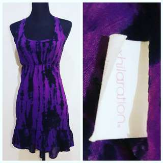 CG003 - Xhilaration Purple and Black   Small to Semi Large - 399php   Comment: MINE/M = SOLD  🚫NO TO JOYRESERVER🚫  #ukayukayph #ukayph #thriftshopph #forever21ph #h&mph #uniqloph #manilabased #lagunabased #batangasbased #preloved #prelovedph