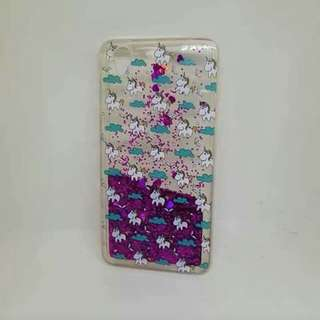 ✔️BACK CASE ✔️MOVING GLITTERS 👉🏻OPPO A37