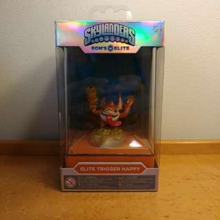 Skylanders Eon's Elite Trigger Happy