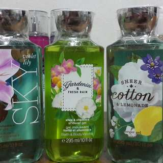 BATH & BODY WORKS Shower Gel