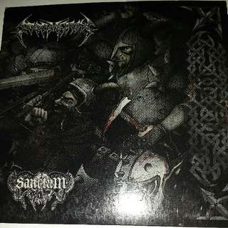 Music CD (Metal): Stormcrow / Sanctum – Stormcrow / Sanctum - Death Metal, Crust