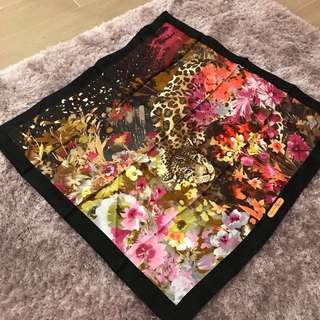 New Ferragamo silk scarf