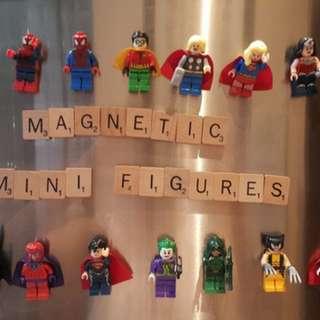 Magnetic Mini Figurea