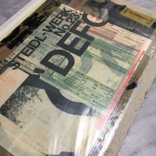 Steidl Werk Magazine Issue 23 | Deformed