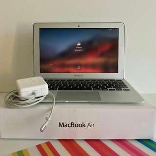 Macbook air 2014 emergency sale