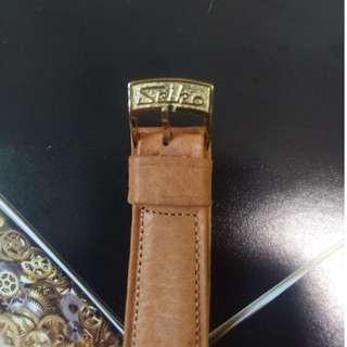 Vintage Seiko Gold Buckle NOS