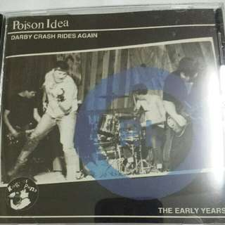 Music CD: Poison Idea–Darby Crash Rides Again: The Early Years - Southern Lord Recordings 2012