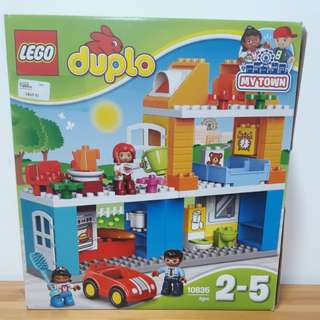 Lego Duplo My Town Age 2 - 5