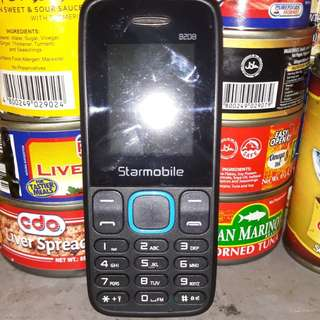 Starmobile keypad phone