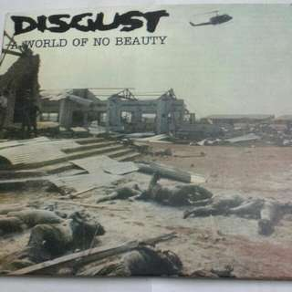 Music CD: Disgust ‎– A World Of No Beauty - Metal Mind Records Ltd Ed. Reissue