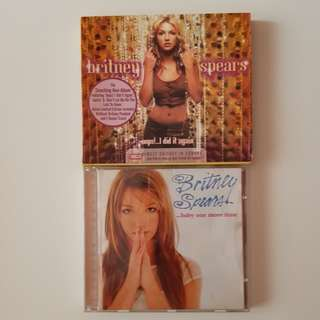 [SELL] Britney Spears albums