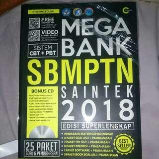 BUKU THE KING SBMPTN SAINTEK TERBARU 2018