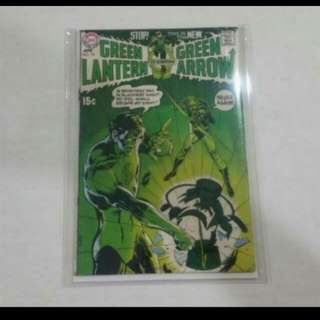 Green Lantern 76, Key Issue, Bronze Age 1st Comic!!