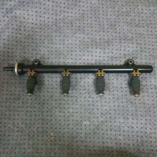 Saga Blm Fuel Injector rail
