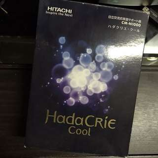 九成新 Hitachi Hada N1000冰離子導出導入器連變壓器