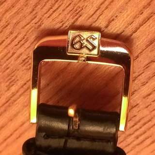 Vintage Grand Seiko Gold Buckle