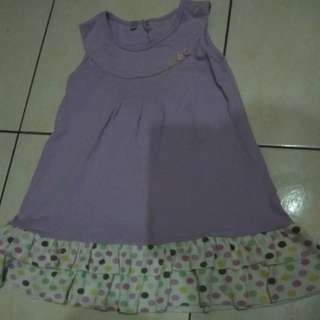 Foc dress 2yrs