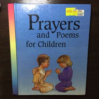 Prayers and Poems for Children