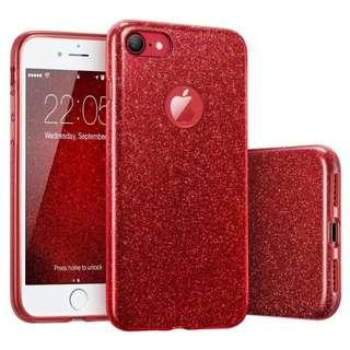 iPhone GLAM GLITTER case 5 5s SE 6 6s 6 Plus 7 7 Plus 8 8Plus X Case