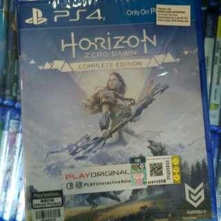 Horizon Zero Dawn CE