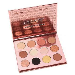 ✨SALE✨Colourpop I Think I Love You Eyeshadow Palette