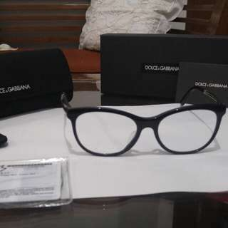 Preloved kacamata wanita DOLCE & GABBANA