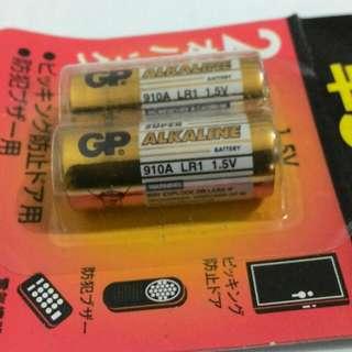 Batteries 910A LR1 1.5V