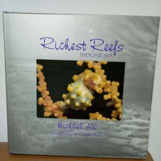 Richest Reefs - Indonesia by Michael Aw