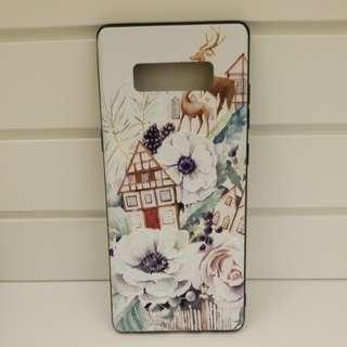立體浮雕手感Samsung Galaxy Note 8 手機套