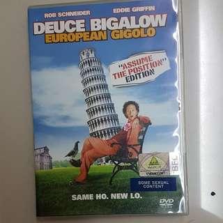 DVD - Deuce Bigalow European Gigolo