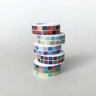 WASHI TAPE Patterned-Themed Bundle Series 3