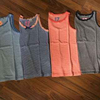 Cotton On Sleeveless Top Size 6-7Y