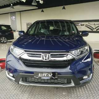 Honda CRV 1.5 Turbo nik 2017