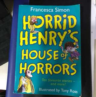 Horrid Henry - House of Horrors