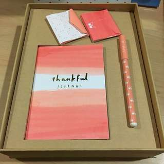 Kikki.K Thankful Journal