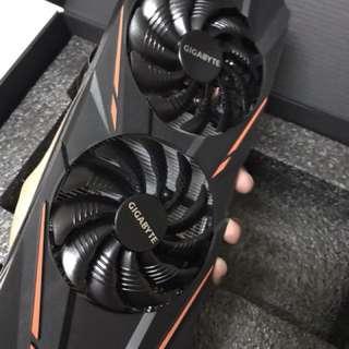 Gigabyte G1 Gaming GTX 1060 6gb Rev2.0