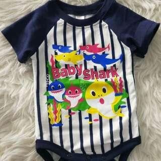 BN Baby Shark Romper