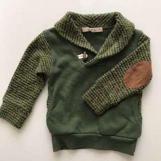 GW Boy wool jacket