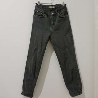 Topshop 'Mom' jeans