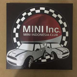 Mini cooper wall art