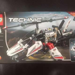 [Repriced] Lego Technic Ultralight Helicopter